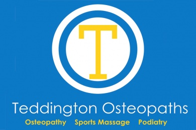 Teddington-Osteopaths-Logo-w-words